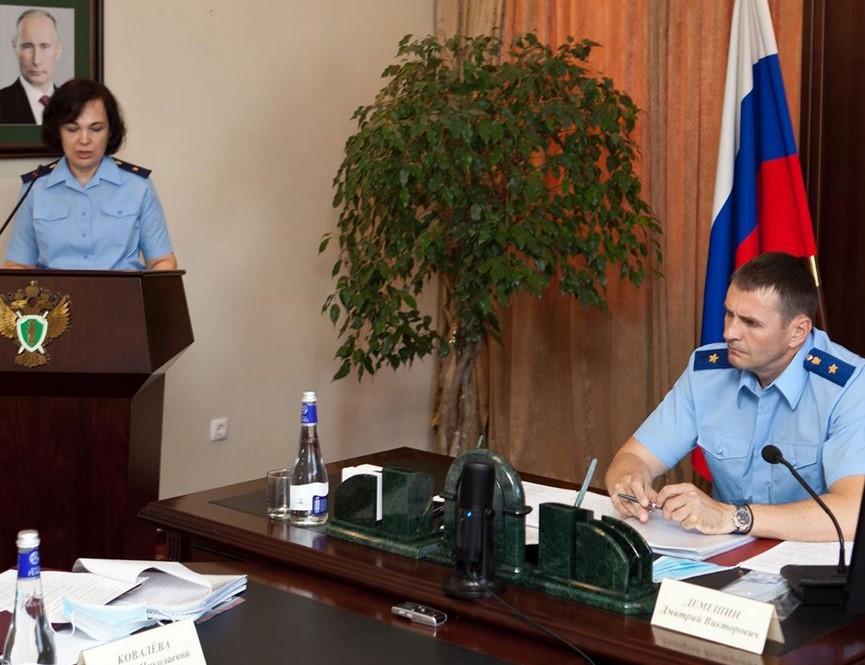 Три министра Бурятии получили предостережения от замгенпрокурора России