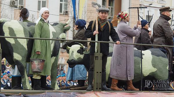 Жителям Бурятии предлагают написать о родном крае времён Великой Отечественной