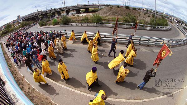 1 сентября по Улан-Удэ пройдёт детский крестный ход