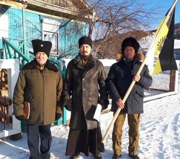 В Бурятии прошёл фестиваль казачьей песни