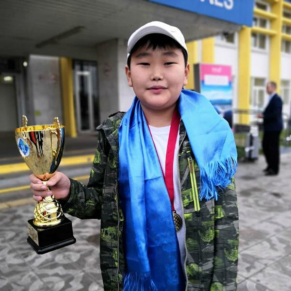 Шахматист из Бурятии выиграл международный турнир в Москве