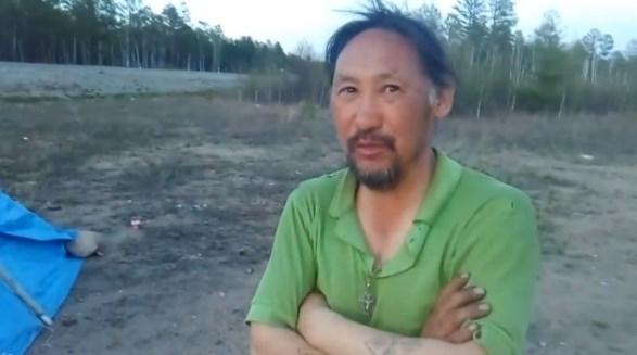 Задержанного в Бурятии «Саню-шамана» вышлют в Якутск