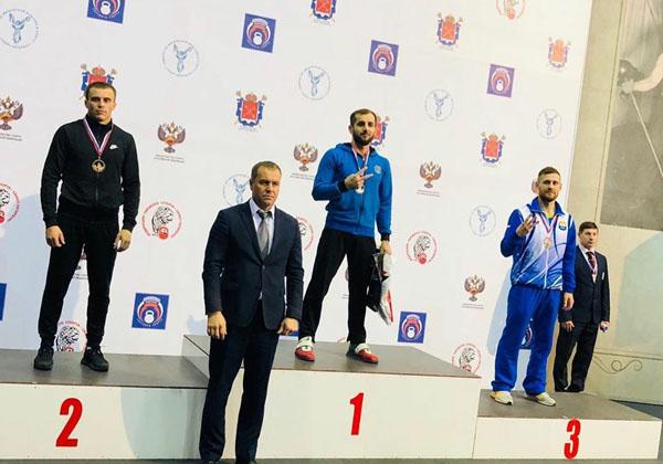 Гиревики из Бурятии стали призёрами чемпионата России