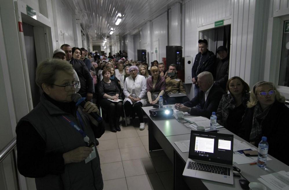 На фабрике «Селенга» запустили проект по повышению производительности труда