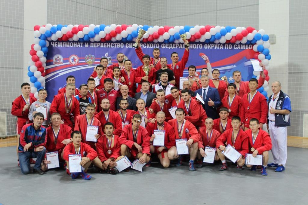 Самбисты Бурятии завоевали 11 медалей чемпионата и первенства СФО