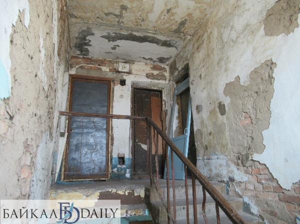 За два года из аварийного жилья переселят 343 жителя Бурятии