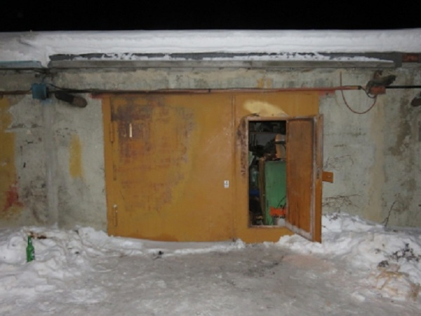 В Иркутской области в гараже застрелили троих мужчин
