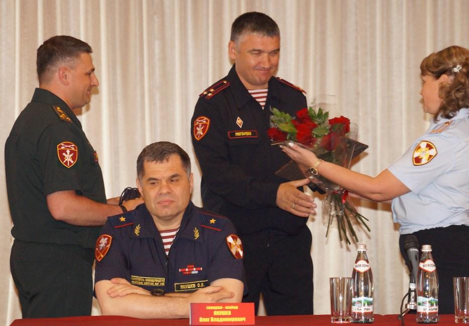 Начальнику иркутской Росгвардии присвоили генеральское звание