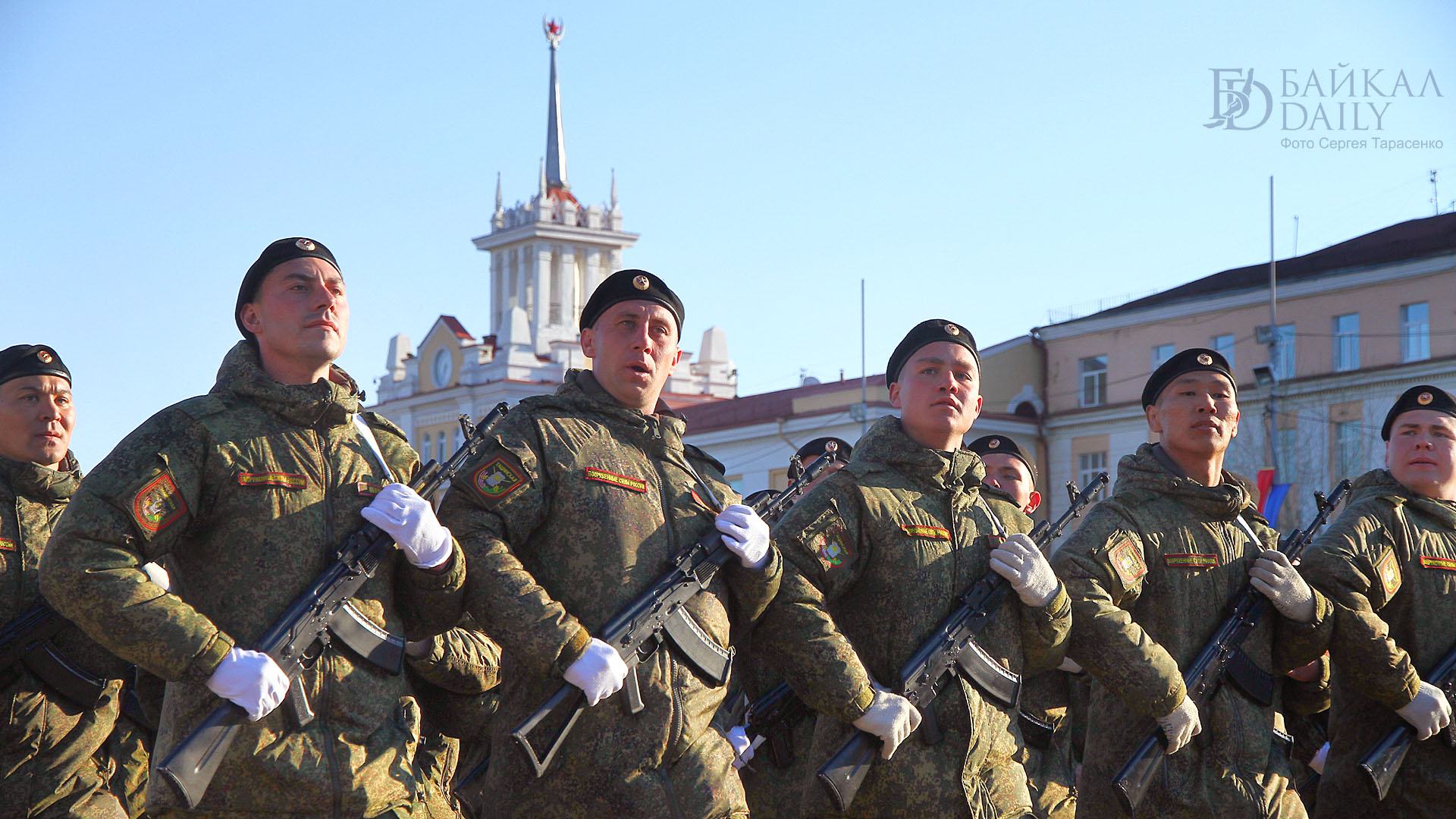 بروفة استعراض يوم النصر الروسي في 9 مايو 2019 تدخل مراحلها النهائيه  IMG_8855_1920
