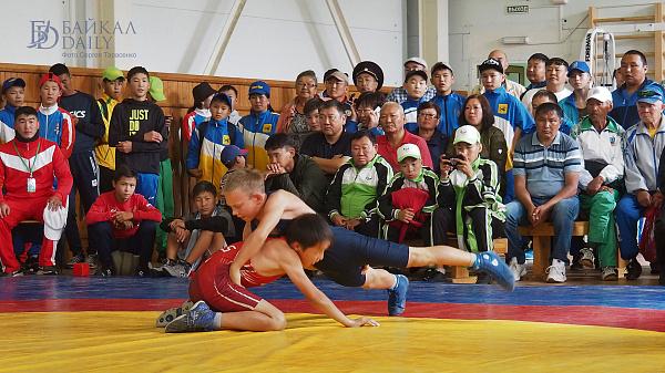 В Усть-Ордынском округе состоится турнир по вольной борьбе