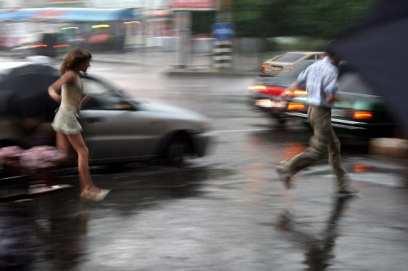 Дожди в Монголии угрожают паводками в Улан-Удэ