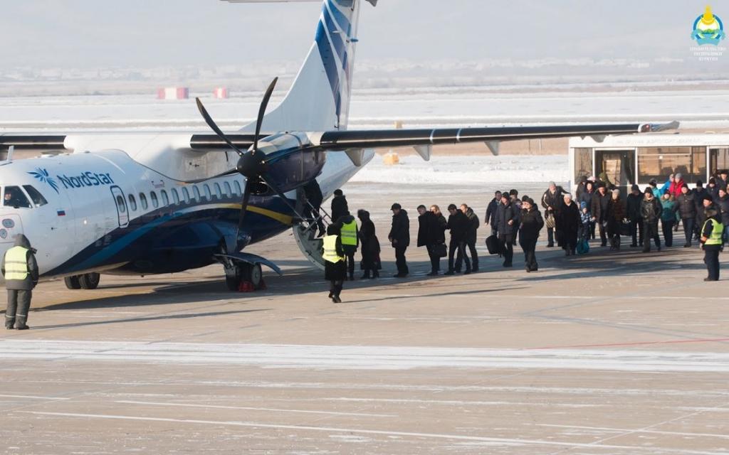 Жителям севера Бурятии снизили цену на авиабилеты