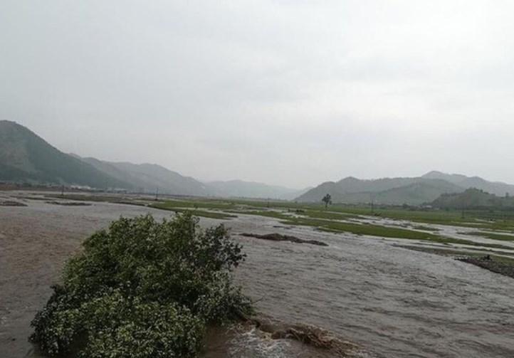Жители Закаменского района Бурятии сообщают о потопе