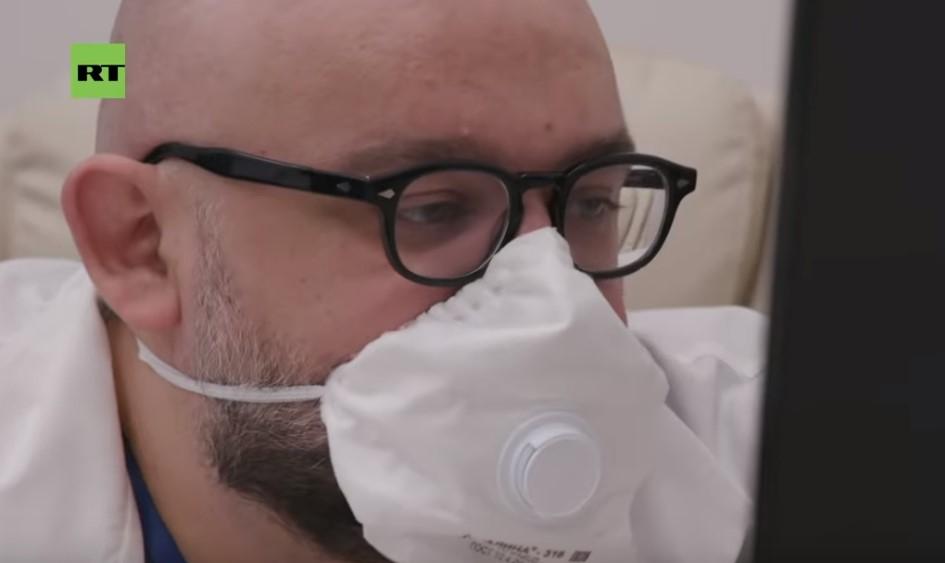 Врач рассказал о нестандартном течении коронавируса в России