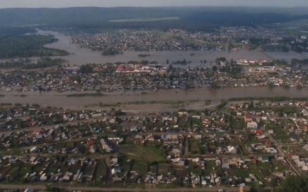 1,4 млрд выплатят аграриям, пострадавшим от паводка в Иркутской области