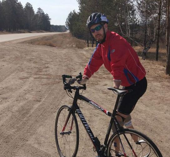«Могу больше, чем я думаю»: Бурятский параспортсмен преодолел 113 км дистанции триатлона