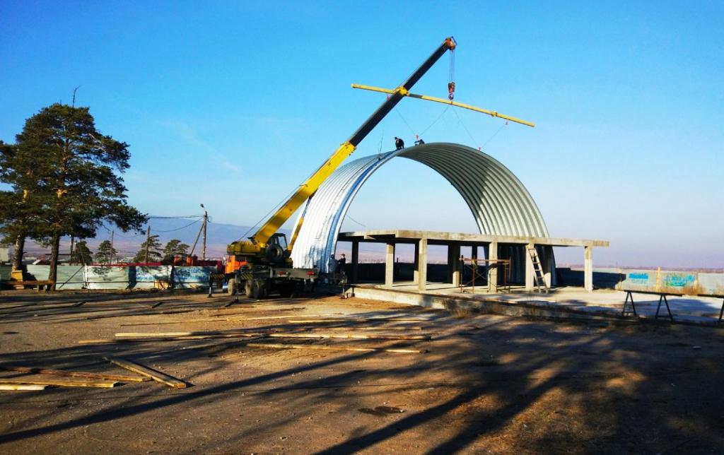В Бурятии появится единственный в России центр гиревого спорта