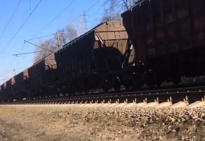 В Иркутской области мужчину насмерть сбил грузовой поезд