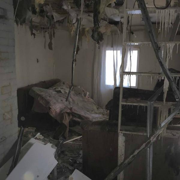 В Улан-Удэ молодая семья с 2 детьми нуждается в помощи после пожара