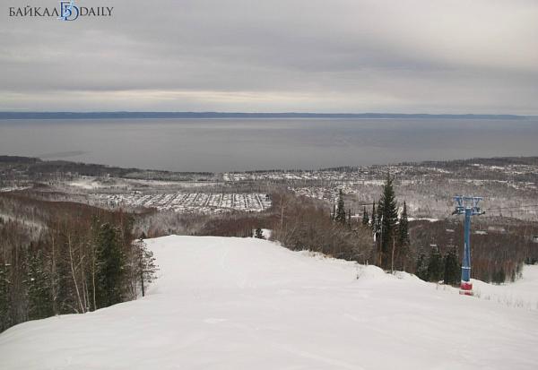 Байкальск – в семёрке популярных горнолыжных курортов