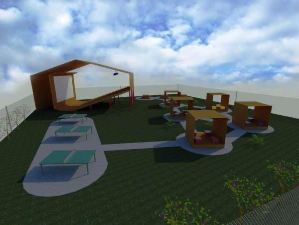 В Иркутске по проекту студентов создадут парк