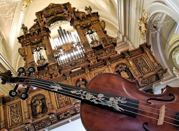 Улан-удэнцы услышат органную музыку