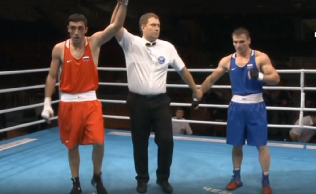 Боксёры из Бурятии завоевали два золота на чемпионате России
