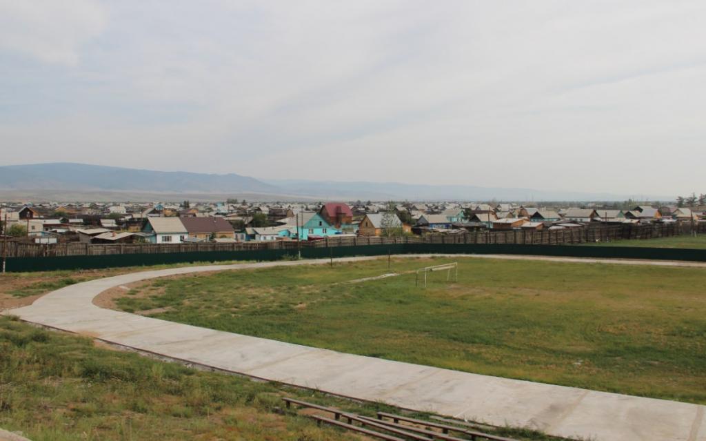 В Заиграево планируют строить стадион