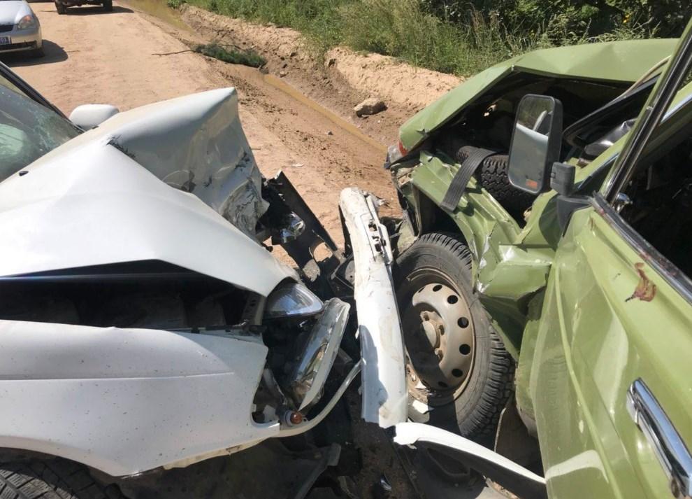В Бурятии из-за женщины без прав в ДТП пострадали три человека