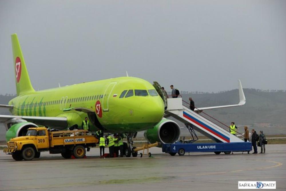 СМИ: S7 предупредила об угрозе прекращения полётов
