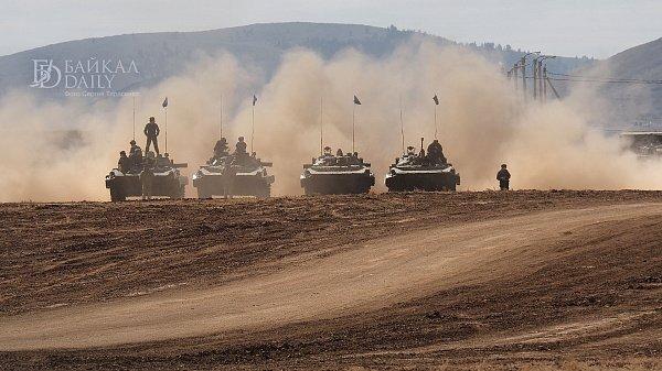 В Восточный военный округ поступает новое вооружение