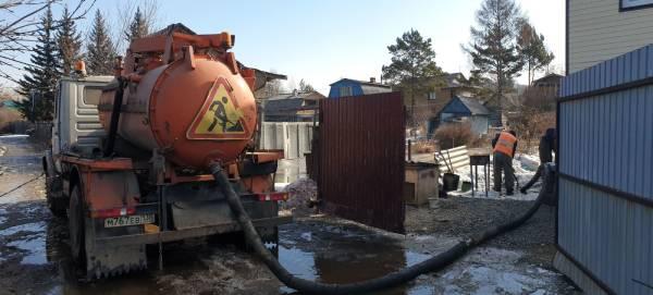 26 приусадебных участков подтопило в Иркутской области