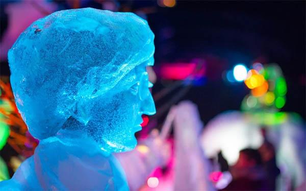 На Байкале вновь развернётся фестиваль ледовых скульптур