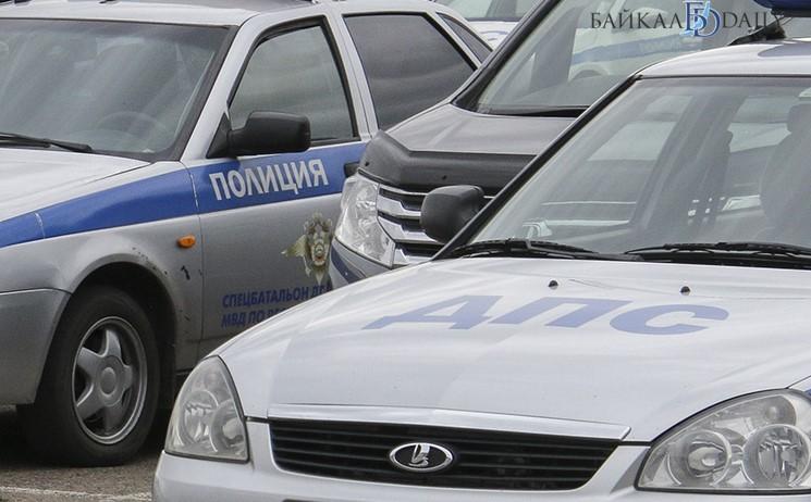 В Бурятии пьяный полицейский устроил смертельное ДТП