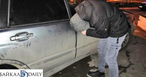 Улан-удэнец связал угонщика своей машины