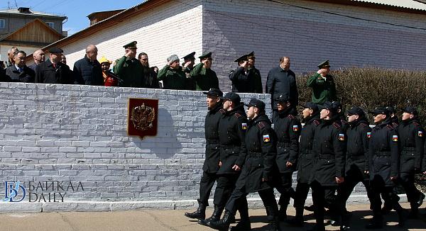 В Восточном военном округе подвели итоги весеннего призыва