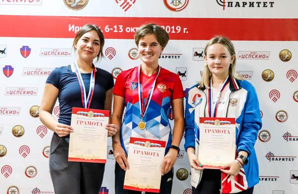 Иркутские стрелки выиграли 15 медалей на первенстве Сибири