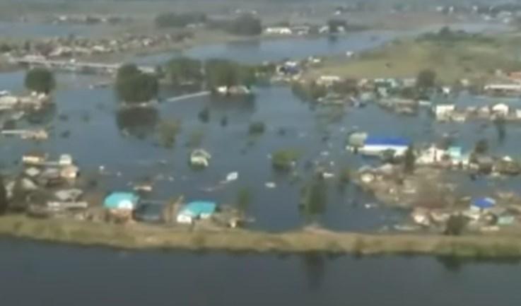 Пострадавших от наводнения жителей Иркутской области освободят от транспортного налога