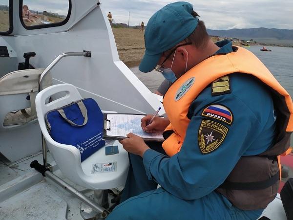 В Улан-Удэ устроят массовый техосмотр катеров