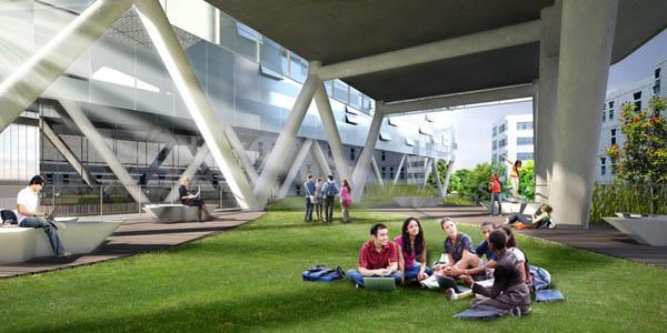 В Иркутской области собираются построить межвузовский студенческий городок