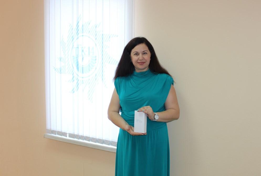 В Улан-Удэ определён седьмой счастливый обладатель смартфона от «ТГК-14»