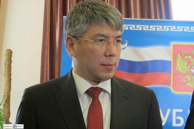 Официальная резиденция главы Бурятии будет в Сотниково