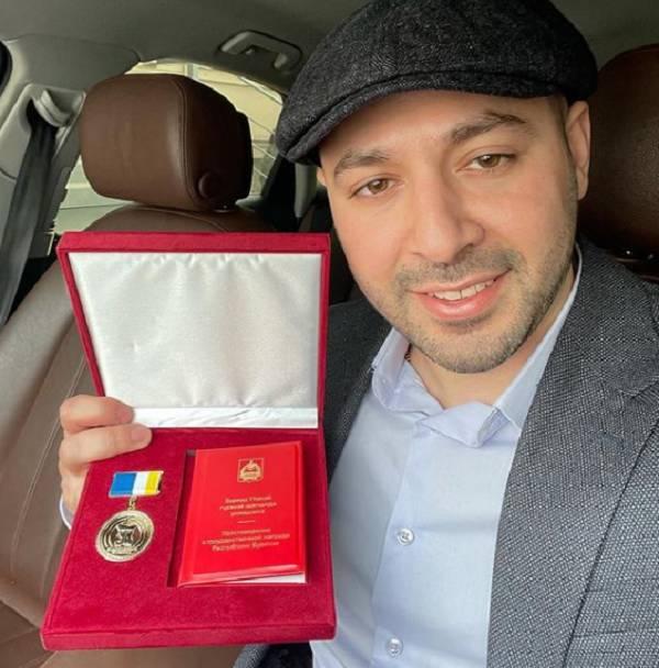 В Улан-Удэ бизнесмену-благотворителю вручили медаль