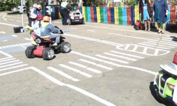 В Улан-Удэ появится детский автогородок за 5 миллионов