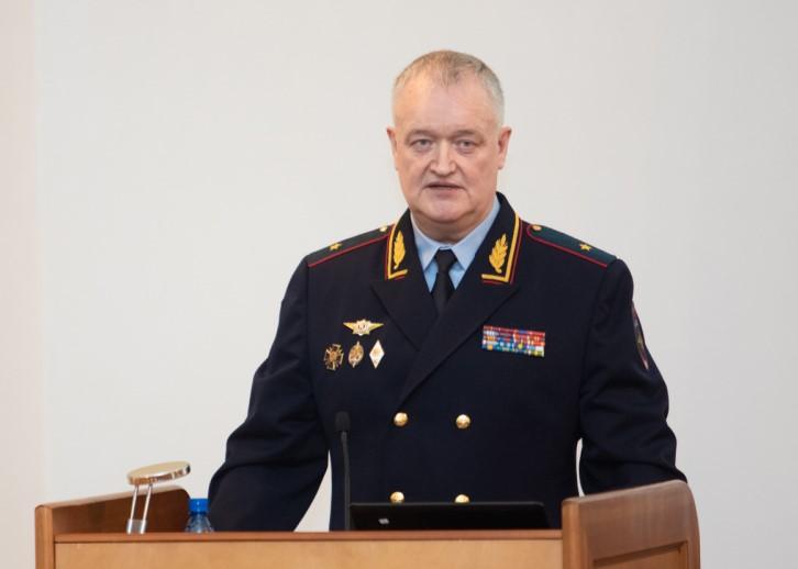 Глава МВД Бурятии рассказал о полицейском, устроившем пьяное ДТП