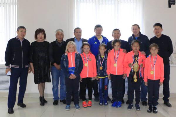 Футболистки из Бурятии выиграли международный турнир в Китае