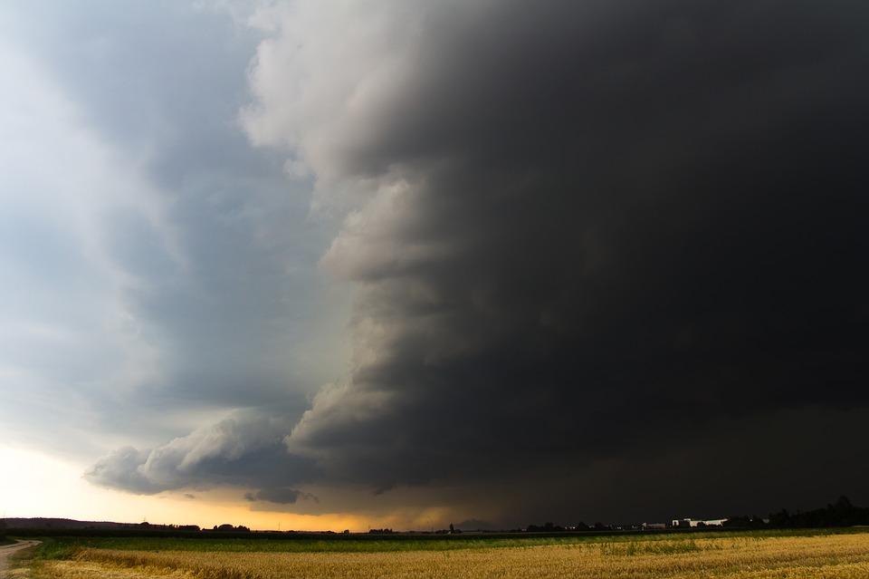 Штормовое предупреждение объявлено в Бурятии