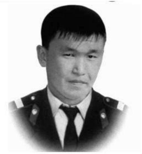 В Улан-Удэ почтили память погибшего милиционера
