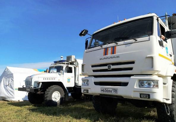 В Иркутской области устраняют «разлив и возгорание» нефтепродуктов