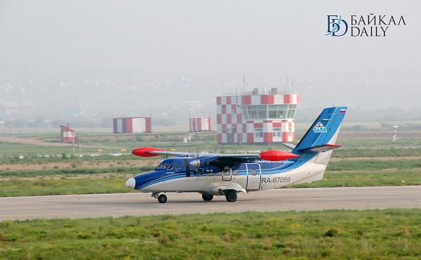 Возобновляются регулярные полёты из Улан-Удэ в Читу и на Ольхон